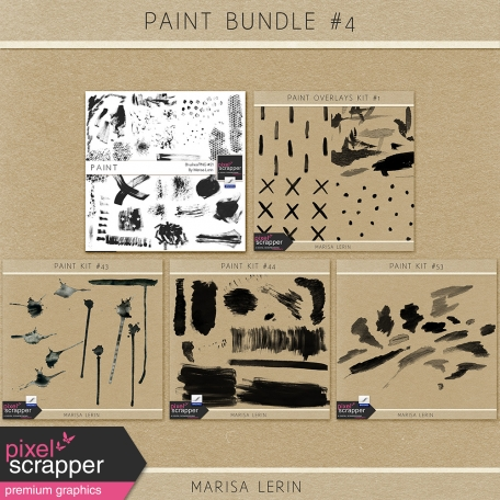 Paint Bundle #4