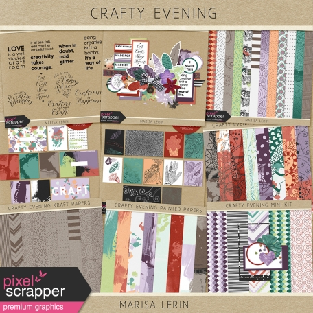 Crafty Evening Bundle