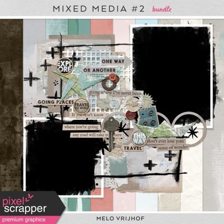 Mixed Media 2 - Bundle
