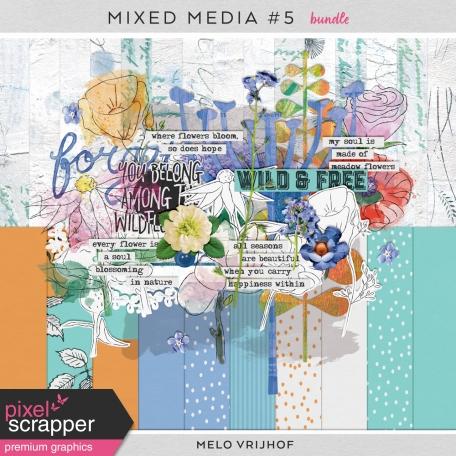 Mixed Media 5 - Bundle