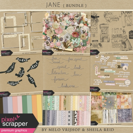 Jane - Collab Bundle