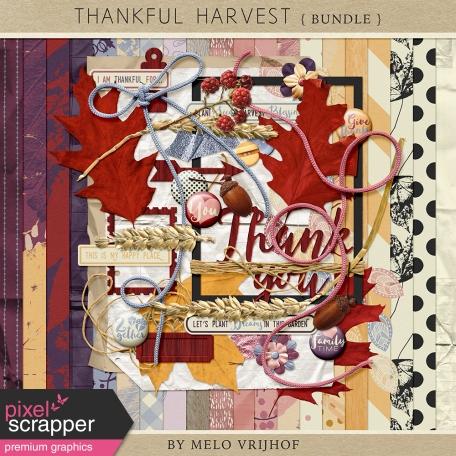 Thankful Harvest - Bundle