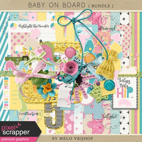 Baby On Board - Bundle