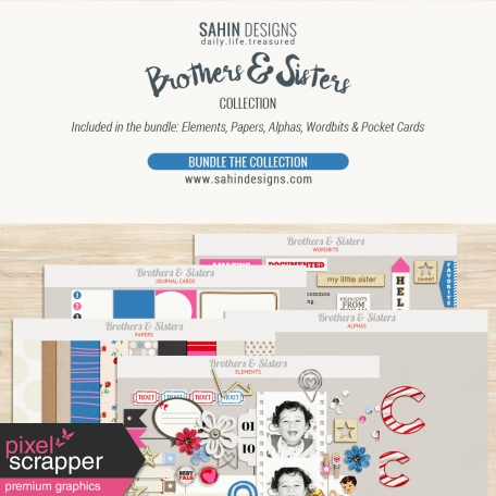 Brothers And Sisters Bundle