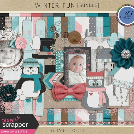Winter Fun - Bundle