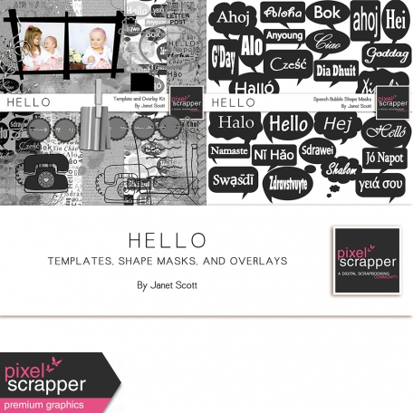 Hello - Template Bundle