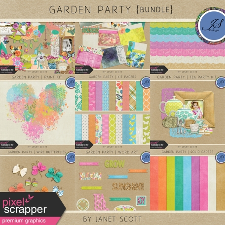 Garden Party - Bundle