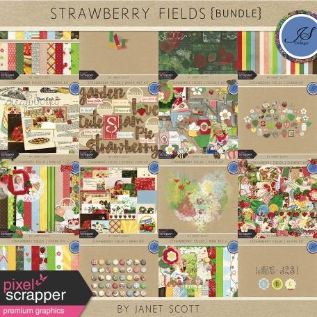 Strawberry Fields Bundle