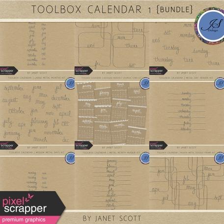 Toolbox Calendar 1 Bundle
