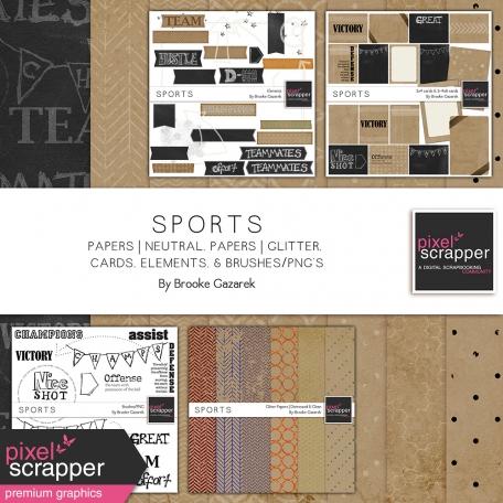 Sports Basics Bundle