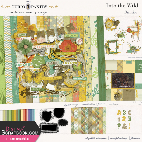 Into the Wild Bundle