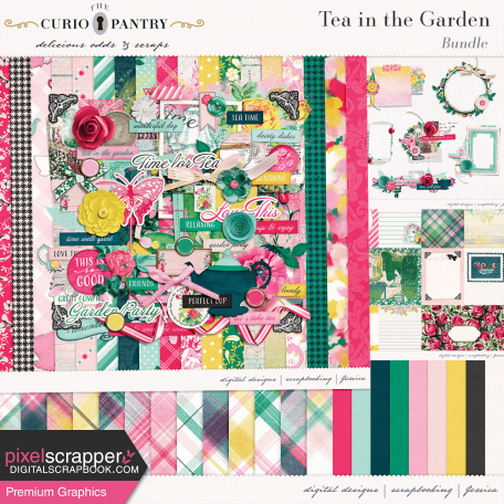 Tea in the Garden Bundle