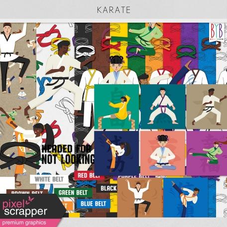 Karate Bundle