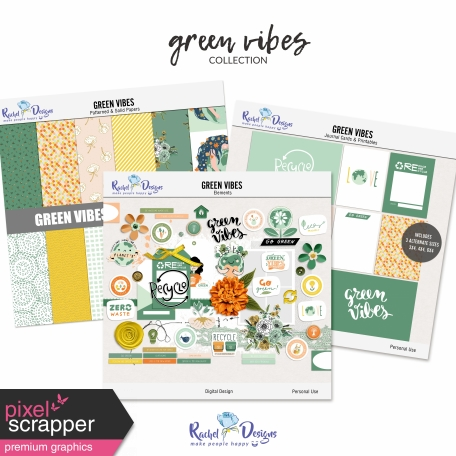 Green Vibes | Collection