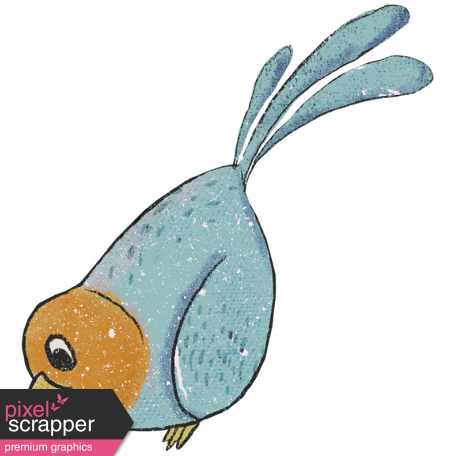 Pretty Bird (bird 01)