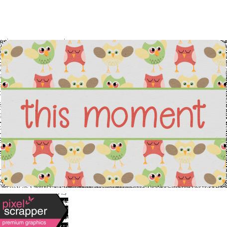 Owl Always Love You Journal Card (03)