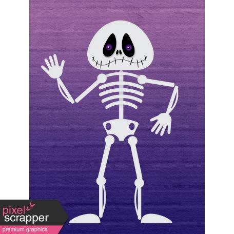 Halloween Mix and Match Journal Card 02
