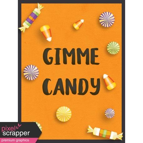 Halloween Mix and Match Journal Card 08