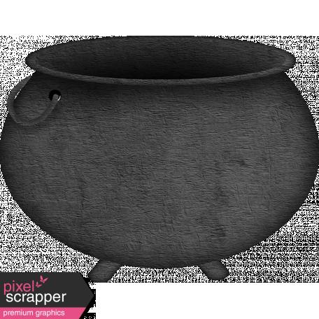 Bootiful Halloween Cauldron