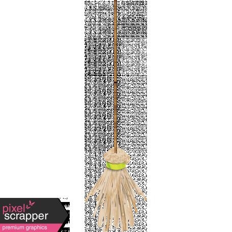Bootiful Halloween Broom