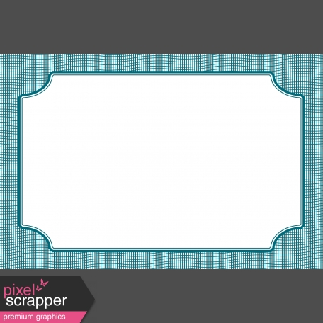Pocket Basics 2 Classic Journal Card Templates - Layered Template - WaveChx