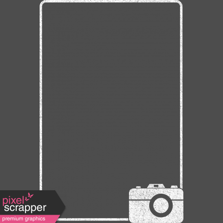 Pocket Basics 2 Photo Overlays - Camera Rough 4x6 graphic by