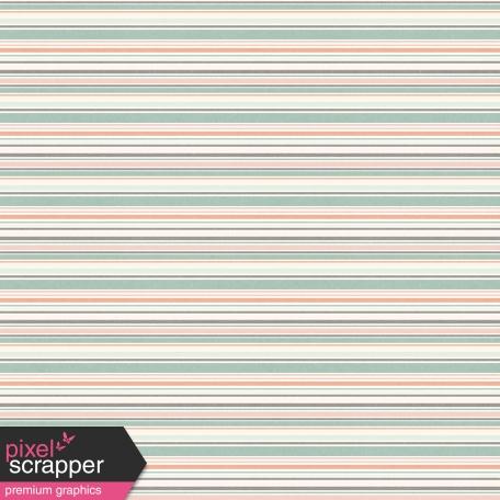 Already There Paper - Multicolored Stripes