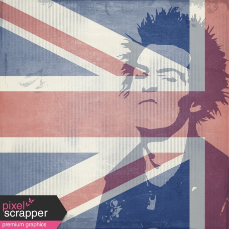 Anarchy in the UK - Punkflag Paper