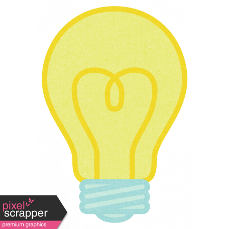 Dream Big -Sticker-Light Bulb