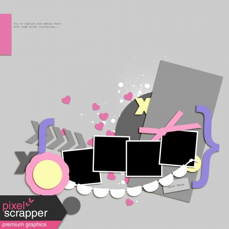 Layout Template 8