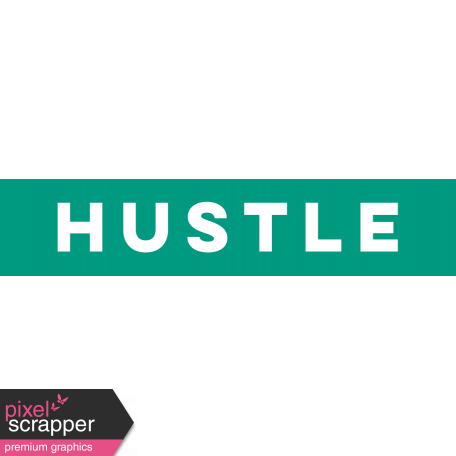 Sports Label Hustle