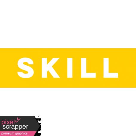 Sports Label Skill