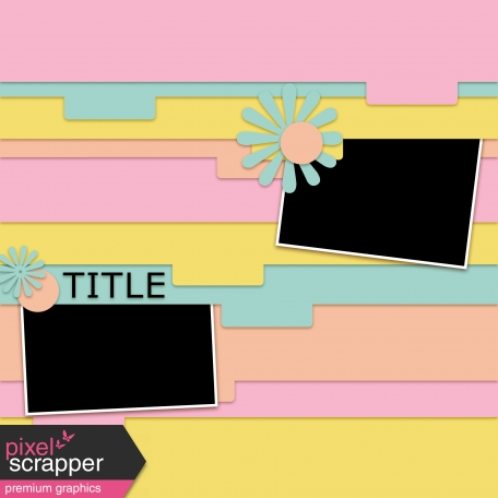 Layout Template 724