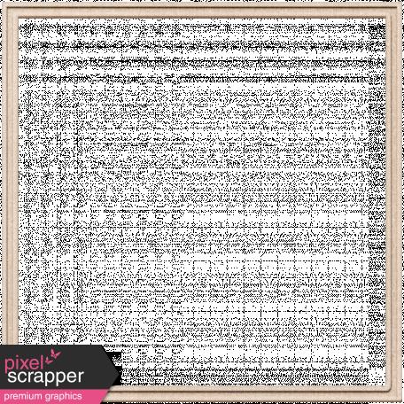 BYB Elements Birch Frame 2 graphic by Marisa Lerin | Pixel Scrapper ...