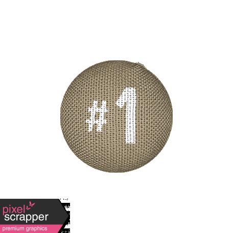 Scraps Bundle 4 Elements - Button 3