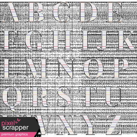 Free Spirit Alpha - Silver Stripes graphic by Marisa Lerin | Pixel ...