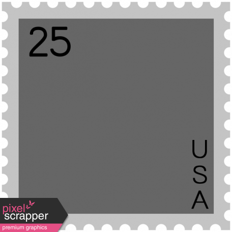 Grab Bag #10 - Stamp Template