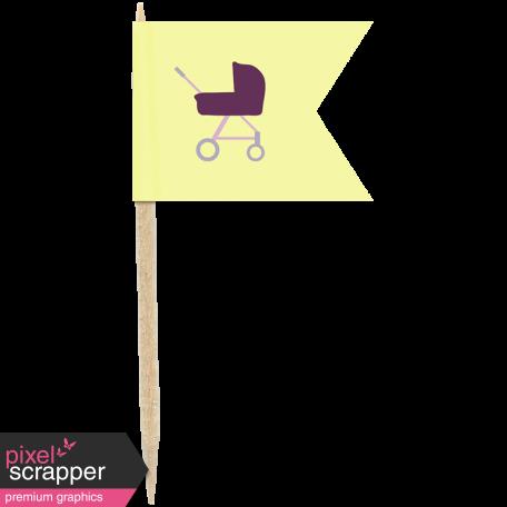 New Day Baby Elements Kit - Flag Stroller