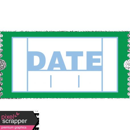 Build Your Basics Tickets Kit - Ticket 27