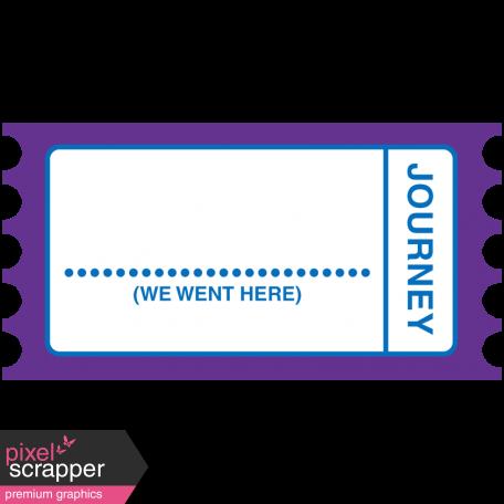 Build Your Basics Tickets Kit - Ticket 33