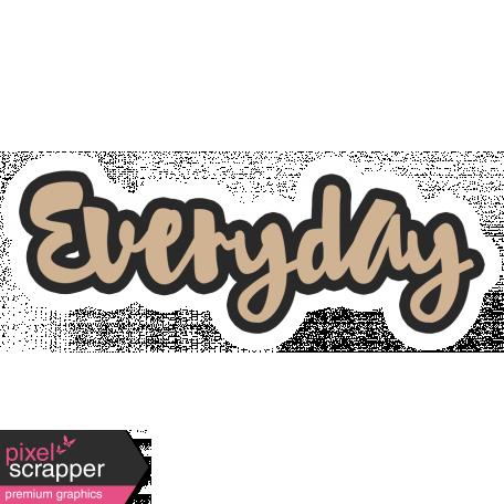 I Dig It Mini Kit - Sticker Everyday
