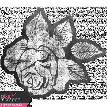 SciFi Elements - Sticker Rose 7