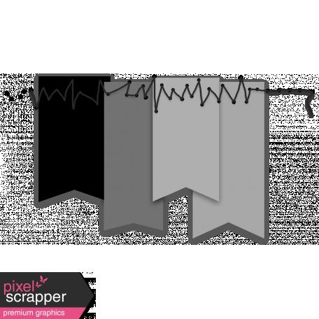 Grab Bag Templates Kit #20 - Banner Template