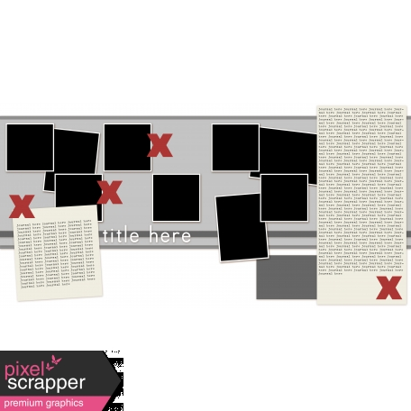 Layout Template 362