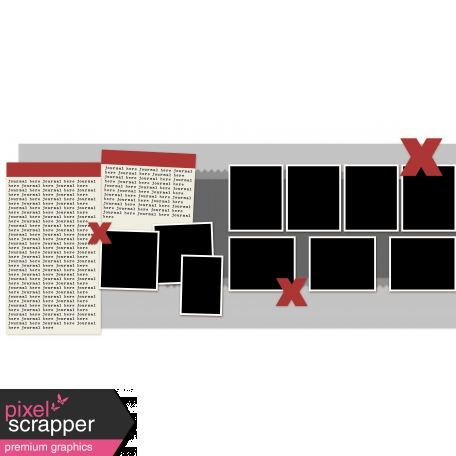 Layout Template 364