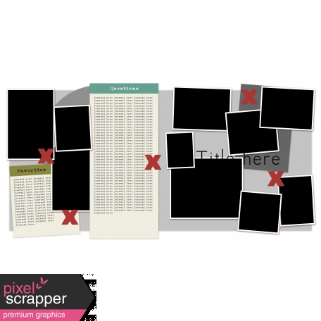 Layout Template 370