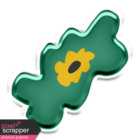 The Good Life - March 2019 Elements - Flower Sticker 6