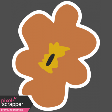 The Good Life - March 2019 Elements - Sticker Flower 5