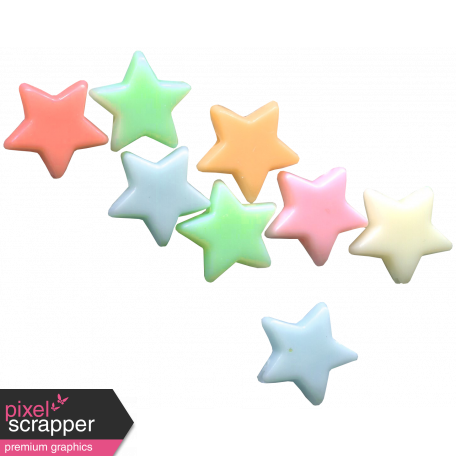 The Good Life: April Elements - Star Scatter
