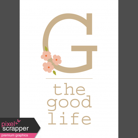 The Good Life - May 2019 Dashboards - Dashboard 2 5x7